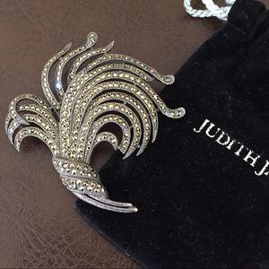 Judith Jack Vintage Brooch